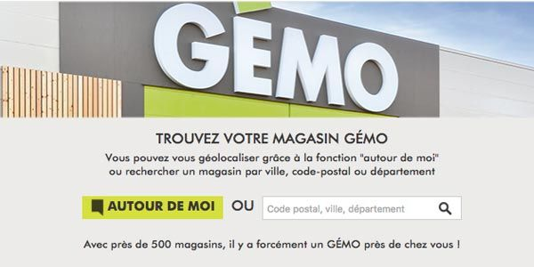 Code promo Gemo 2019 → 50% offert   5 réductions 86c2998e91f