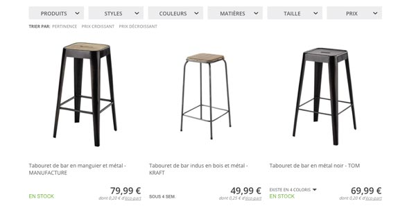 code promo maisons du monde 2018 livraison gratuite 3. Black Bedroom Furniture Sets. Home Design Ideas