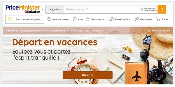 Rakuten: le plus grand ecommerce