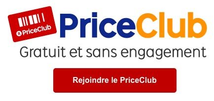 PriceClub et Rakuten Super-points