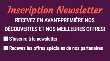 Inscription newsletter Vinatis