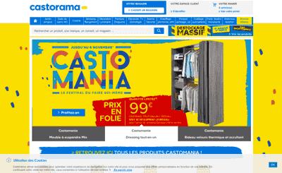 Le site Castorama