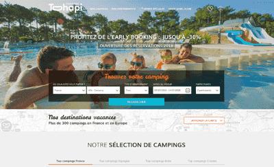 Le site Tohapi